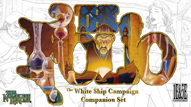 The White Ship Campaign Companion Set