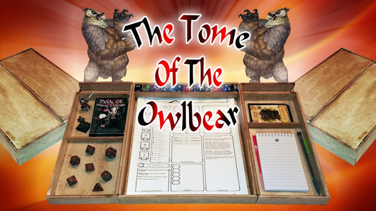 The Tome of the Owlbear