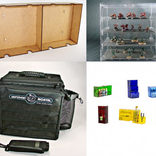 Hobby Equipment Organiser