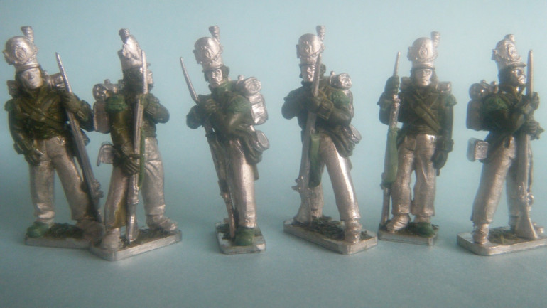 Wellingtons Infantry 1812-15 28MM Scale Miniatures