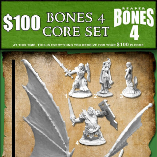 Bones 4 Mr Bones' Epic Adventure