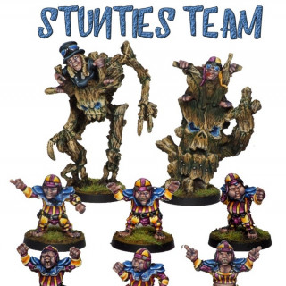 Halfling Fantasy Footbal team