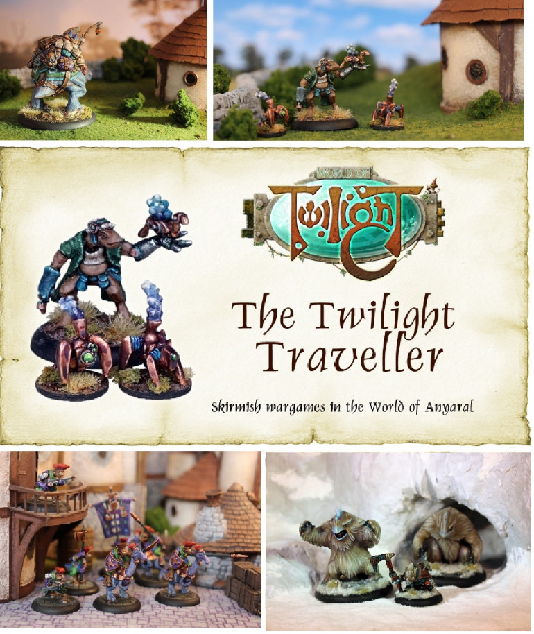 World of Twilight: The Twilight Traveller