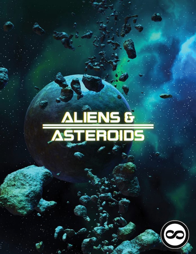 Aliens & Asteroids: Sci-fi Horror Roleplaying