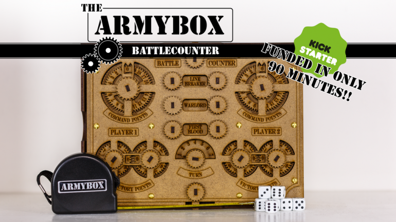 Armybox Battle Counter