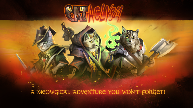 CATaclysm: the RPG of Feline Proportions