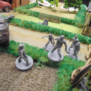 Finishing Up Gerry's Game – After Action Report