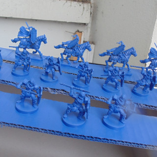 Getting Started Tips – Priming Your Army