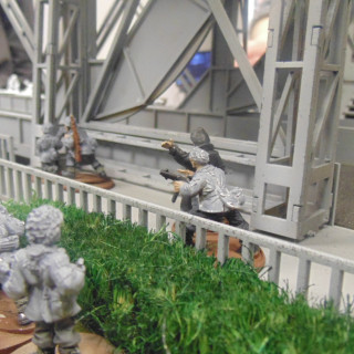 D-Day Campaign: Battle For Pegasus Bridge Round Five