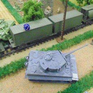 A Superb Panther & Some World Of Tanks Style Action...
