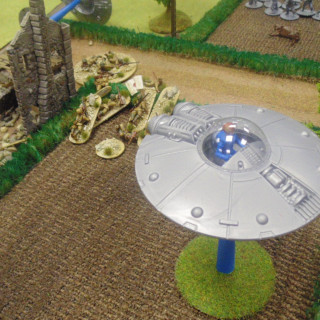 Turn 2: Sector Three Report