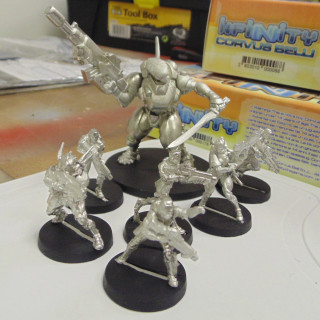 The Models Are Assembled - Time For Action