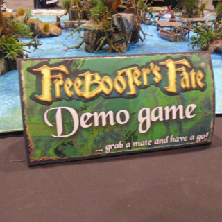 A Freebooter's Fate Demo Game