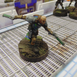 Some Lovely Painted Ariadna Models!