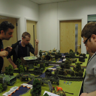 Some Epic Clashes On The Tabletop