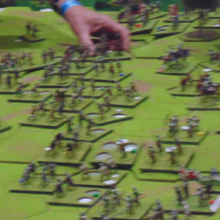 Hornchurch Wargaming Club Are All Hexes