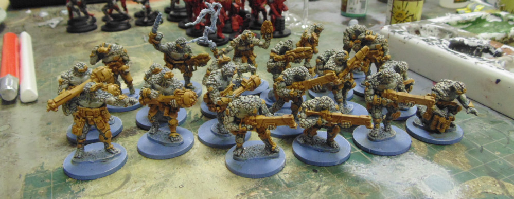Boromites almost ready to take the field