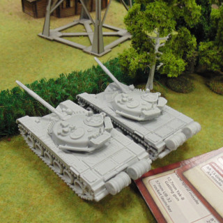 Battle Report - The Hungarian Border Conflict (Turn One)