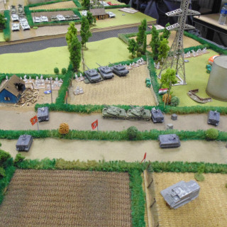 Battle Report - The Hungarian Border Conflict (Turn Two)