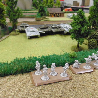 Battle Report - The Hungarian Border Conflict (Turn Three)