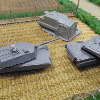 Battle Report - The Hungarian Border Conflict (Turn Four)