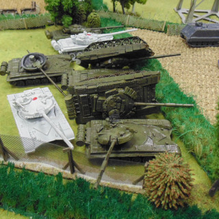 Battle Report - The Hungarian Border Conflict (America Strikes Back!)