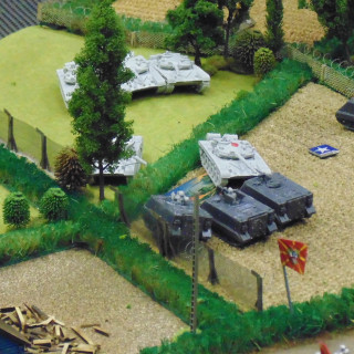 Battle Report - The Hungarian Border Conflict (Final!)