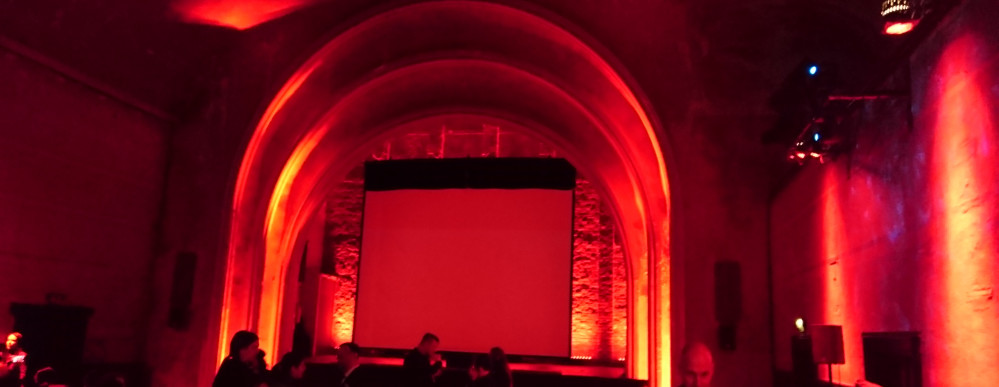 The Silent Theatre and Elysium After Party Venue