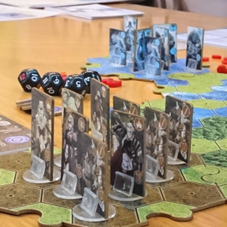 Delve Into A Battle In Board Games For War Nine Realms