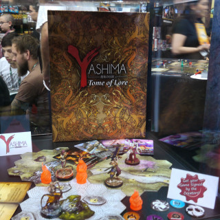 Greenbrier Games Displays Some Beautiful Miniatures