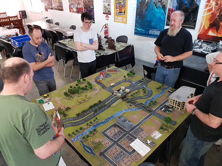 Hall Of Heroes (Aus) Gaming Day