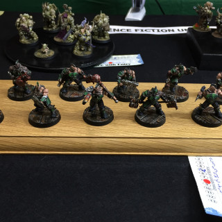Painting Competition – Shortlist Highlights – Sci Fi Unit