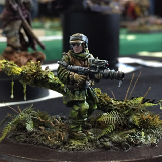 Painting Competition – Shortlist Highlights – Sci Fi Single