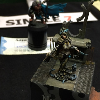 Painting Competition – Shortlist Highlights – Fantasy Single