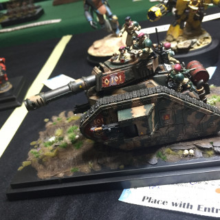 Painting Competition – Shortlist Highlights – Sci Fi Other