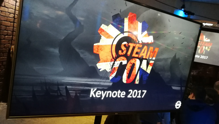 SteamCom Key Note Big Updates