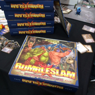 TTCombat Talk About What's Coming For RumbleSlam – Prizes To Win!