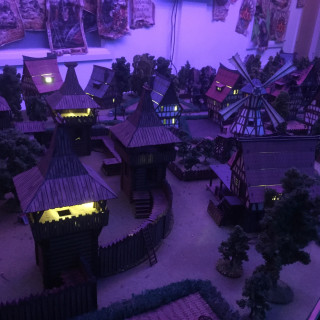 Fabled Realms - Tables By Night