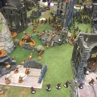 Armies On The March
