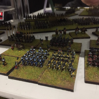 Going 6mm With Baccus And Their Historical Ranges