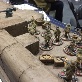 Maidstone Wargames Society's Twisting The Dragon's Tail