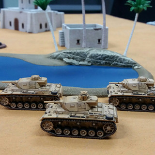 Khairul's DAK Panzers Take Shape