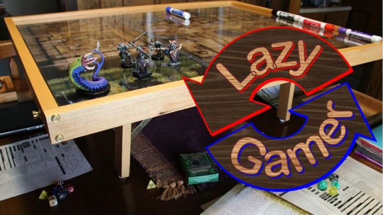 Lazy Gamer Tables: Round 2