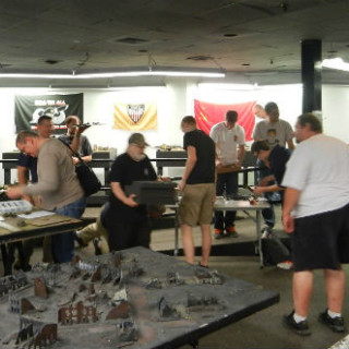 Iron Maiden Battle day at Legions Hobbies and Games
