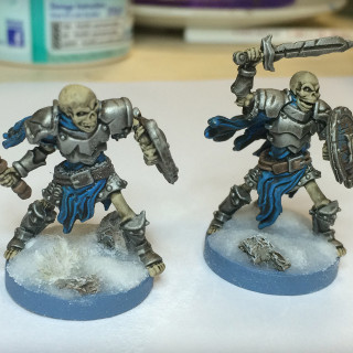 Lloyd's Frosted Snow Bases