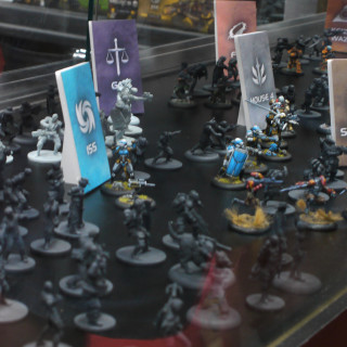 Megacon Games Fill Us In On New MERCS Stuff & More
