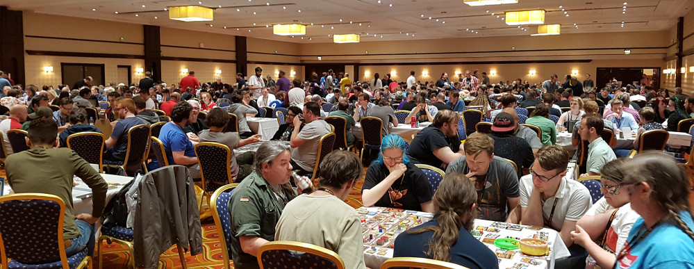 Here's Just One of the Open Gaming Halls Last Night (Open till 02:00am)
