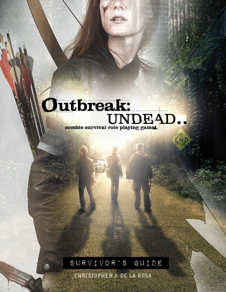 Outbreak: Undead 2E - The Survival Horror Simulation RPG