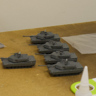 Some Of The Finished Vehicles!