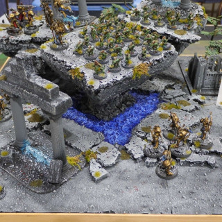 The world of Fantasy comes alive on the tabletop.